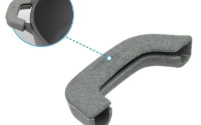 2x Silikongriffe für BIOL Pfannen mit hohem Rand (66 / 58 mm)